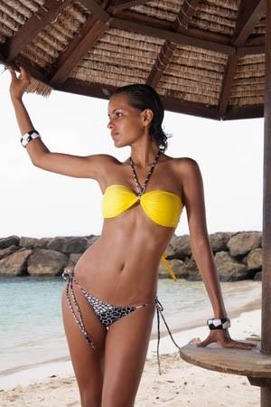 Bikini Brésilien Bandeau
