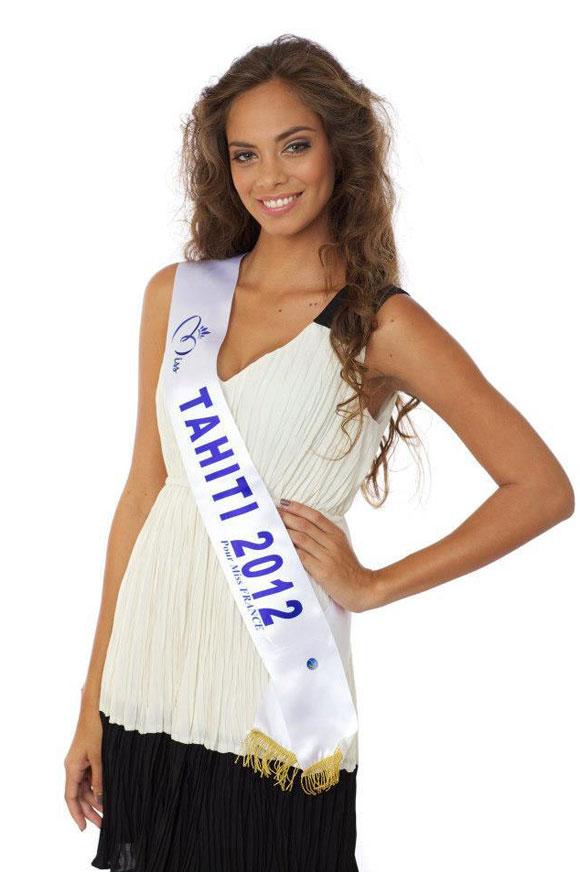 Miss Tahiti Hinarani