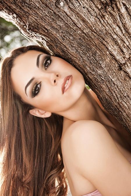 Miss Univers Equateur Carolina Aguirre (2012