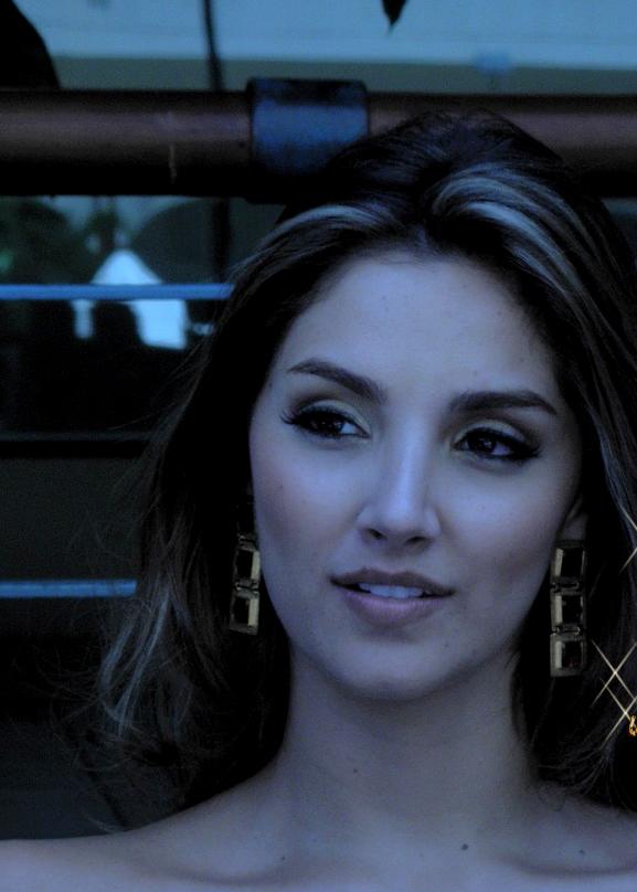 Miss Univers Daniella Alvarez (2012