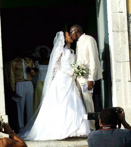 Mariage de Pamela et David en Martinique