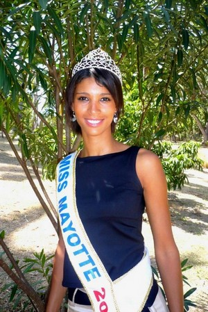 Miss Mayotte 2008