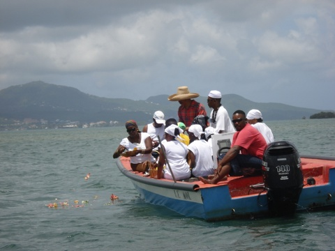Hommage du 22 Mai 2009 Lamentin Martinique