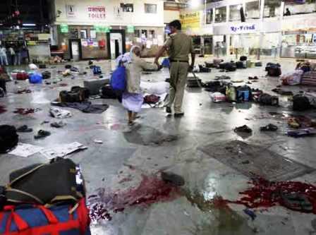 Terreur et attentats à Bombay