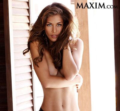Miss Univers Dayana Mendoza nue