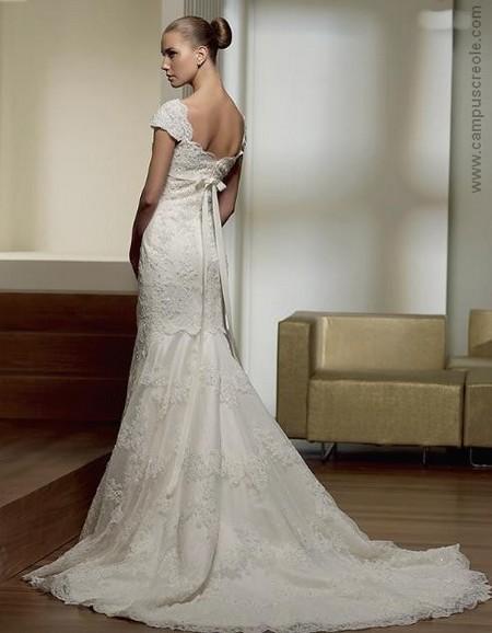 Modèle Robe de Mariée Parag