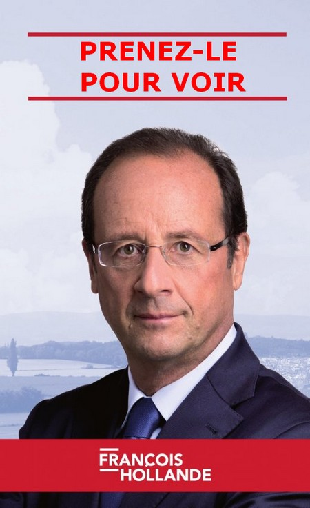 Résultat Présidentielle Hollande