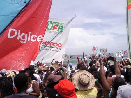 Tour des Yoles 2012