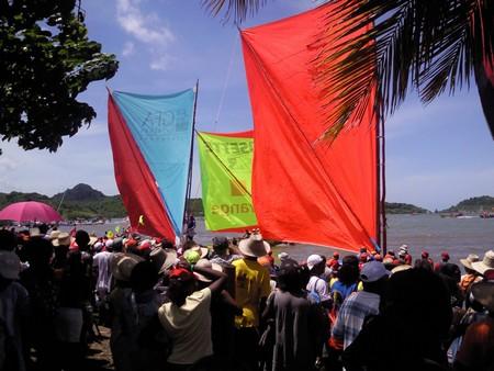 Le Tour des Yoles 2012 (Martinique)