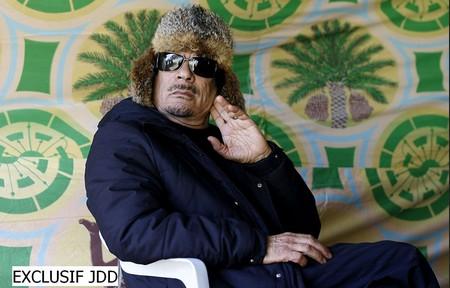 Kadhafi mort fini