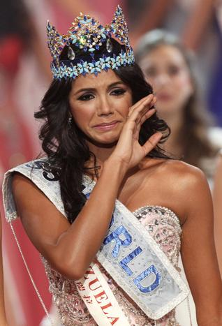 Miss Monde 2011 Sarcos