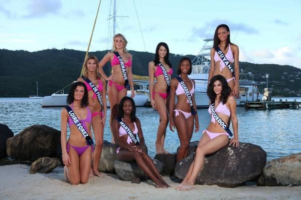 Miss France 2010 en Martinique