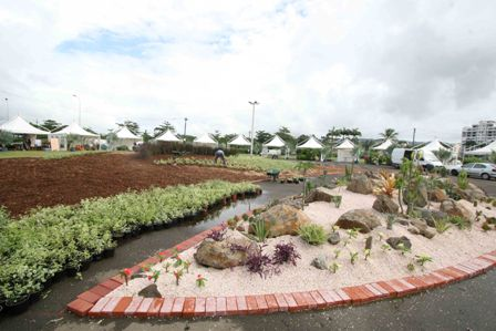Salon Horticulture Martinique