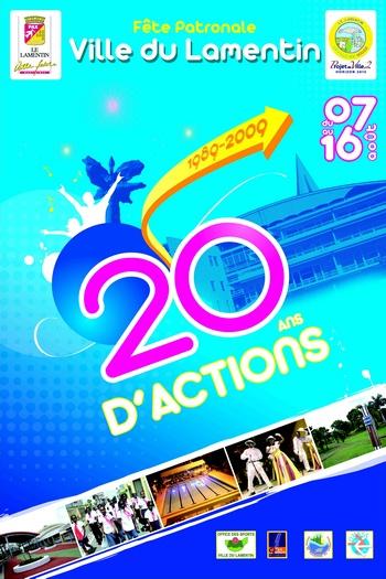 Fête Patronale du Lamentin 2009