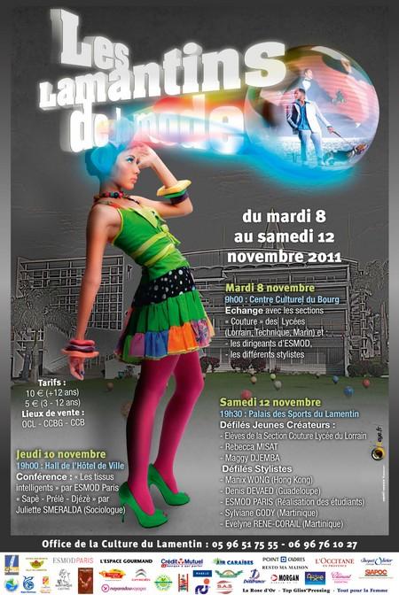 Lamantins de la Mode 2011