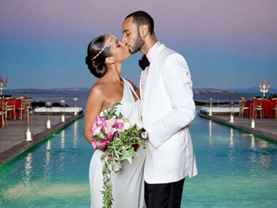 Photo du mariage Alicia Keys Beatz