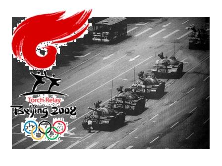 JO Pékin flamme olympique