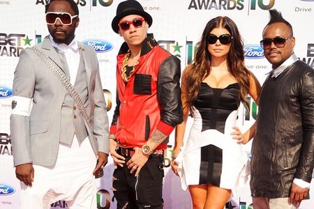 Black Eyed Peas (BET Awards 2010)