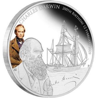 200ème anniversaire de Charles Darwin