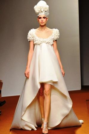 Défilé Haute Couture Printemps Eté 2008