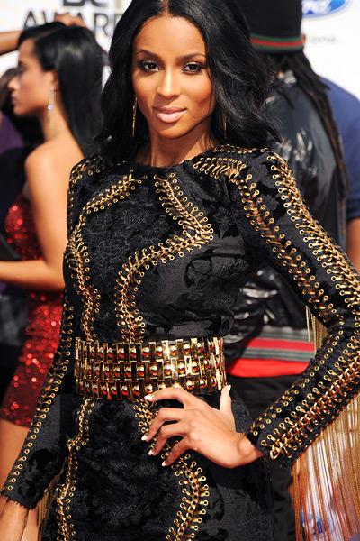 Ciara BET Awards 2010