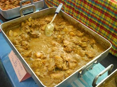 Cuisine créole L'assiette Créole