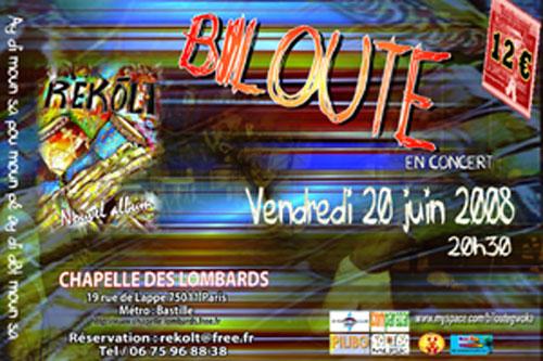 Concert Biloute
