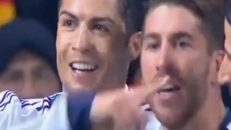 Cristiano Ronaldo Real Madrid Galatasaray
