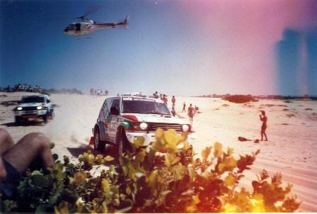 Dakar 2008 annulé