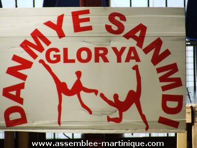 Danmyé Sanmdi Glorya 2007