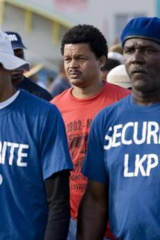 LKP appelle à la grève Elie Domota