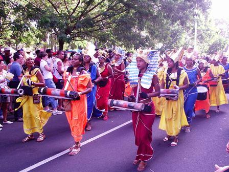 Foyal Parade (Martinique)