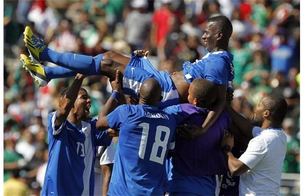 Martinique Gold Cup 2013