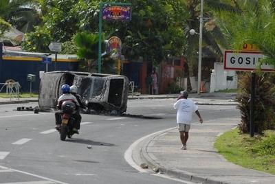 Violence Guadeloupe