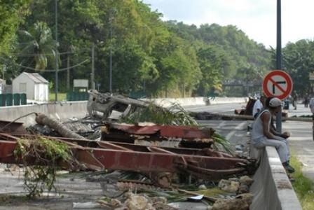 Martinique Guadeloupe manque de Concurrence et Crise