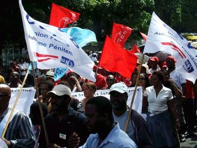 Grève Martinique