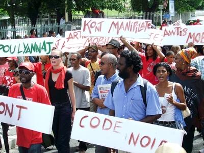 Accord Martinique sur les salaires