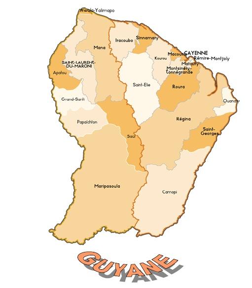 Autonomie Guyane Evolution Statutaire