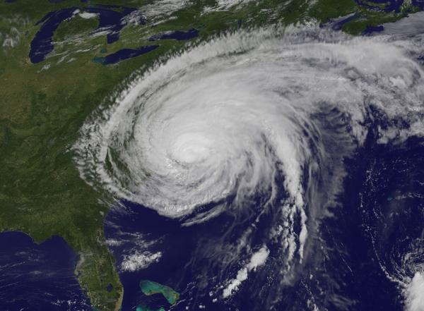 Hurricane Irene New York