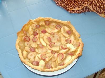 Tarte Multifruits Journée Internationale