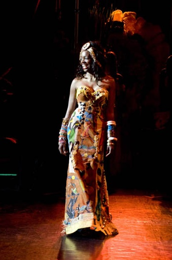 Miss Angola Africa Univers