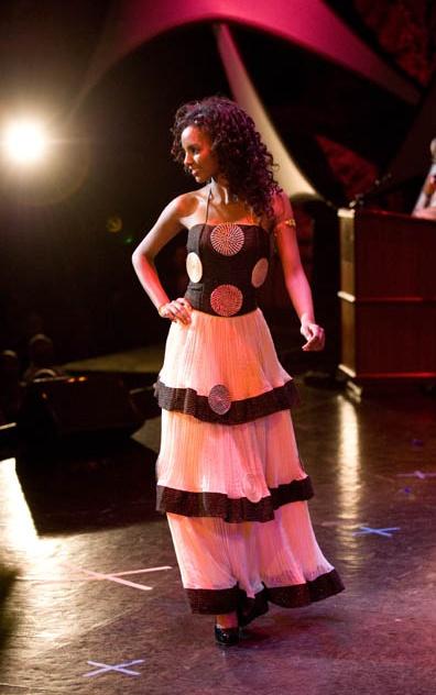 Miss Univers 2009 Ethiopie