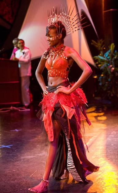 Miss Namibie à Miss Universe 2009