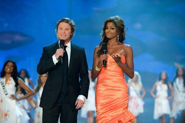 Photos des présentateurs Miss Univers 2009