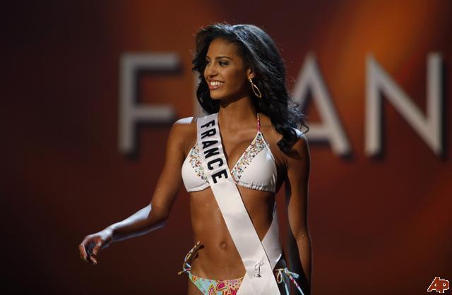 Miss France à Miss Univers 2009
