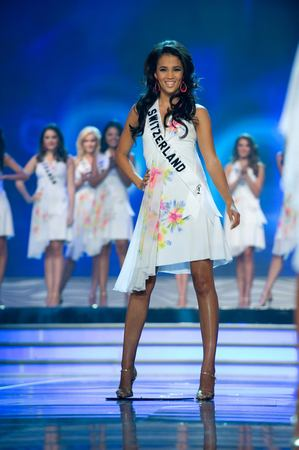 Photos Miss Univers 2009