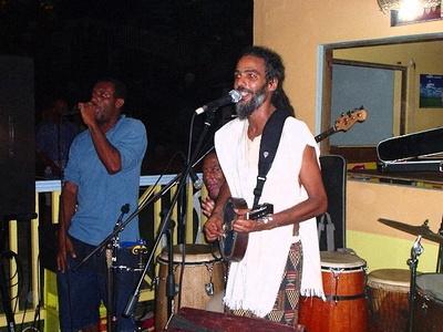 Kali artiste martiniquais