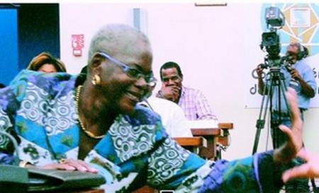 Mme Josette Manin Présidente