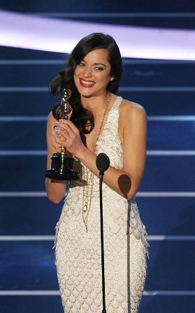 Marion Cotillard Oscar 2008