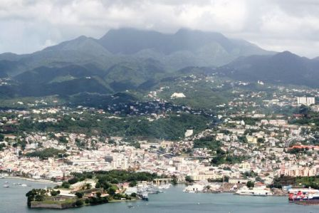 Port de Martinique  dockers